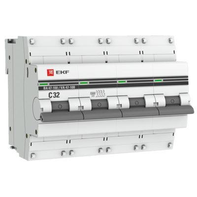 mcb47100-4-32C-pro