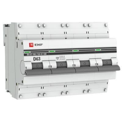 mcb47100-4-63D-pro