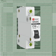 Автоматический выключатель 1P 10А (C) 4