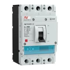 Автоматический выключатель AV POWER-1/3 100А 50kA ETU6.0