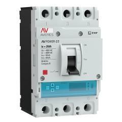 Автоматический выключатель AV POWER-2/3 250А 50kA ETU6.0