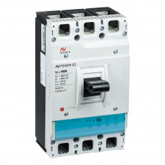 Автоматический выключатель AV POWER-3/3 400А 50kA ETU2.0