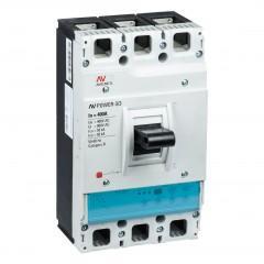 Автоматический выключатель AV POWER-3/3 400А 50kA ETU2.2