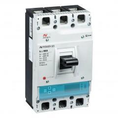 Автоматический выключатель AV POWER-3/3 400А 50kA ETU6.2