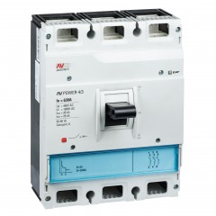 Автоматический выключатель AV POWER-4/3  700А 35kA TR