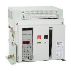 Выключатель автоматический ВА-45 3200/2000 3P 80кА стационарный EKF PROxima