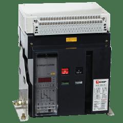 Выключатель автоматический ВА-45 3200/2900 3P+N 80кА стационарный EKF PROxima