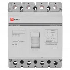 Выключатель автоматический ВА-99  250/200А 4P 35кА EKF PROxima