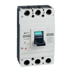 Выключатель автоматический ВА-99М  400/250А 3P 42кА EKF PROxima