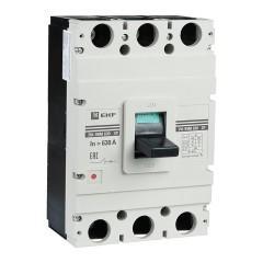 Выключатель автоматический ВА-99М  630/400А 3P 50кА EKF PROxima