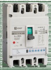 Выключатель автоматический ВА-99М  630/630А 3P 65кА с электронным расцепителем EKF PROxima