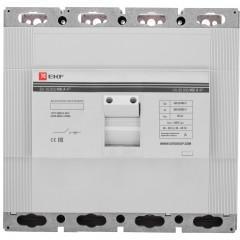 Выключатель автоматический ВА-99 800/500А 4P 35кА EKF PROxima
