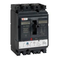 Выключатель автоматический ВА-99C (Compact NS)  160/125А 3P 36кА EKF PROxima