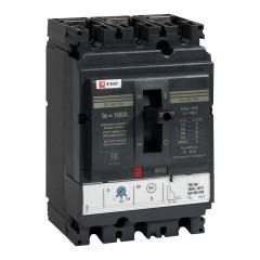 Выключатель автоматический ВА-99C (Compact NS)  160/160А 3P 36кА EKF PROxima