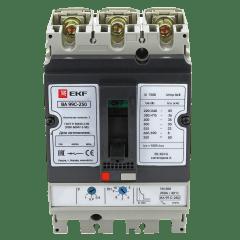 Выключатель автоматический ВА-99C (Compact NS)  250/160А 3P 45кА EKF PROxima