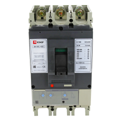 Выключатель автоматический ВА-99C (Compact NS)  400/250А 3P 45кА EKF PROxima