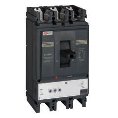 Выключатель автоматический ВА-99C (Compact NS)  630/500А 3P 45кА EKF PROxima