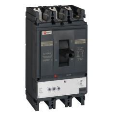 Выключатель автоматический ВА-99C (Compact NS)  630/630А 3P 45кА EKF PROxima