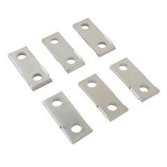 Комплект пластин соединительных для ВА-99М 400 (6 шт) EKF PROxima
