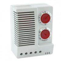 Термостат и гигростат электронный на дин-рейку EKF PROxima