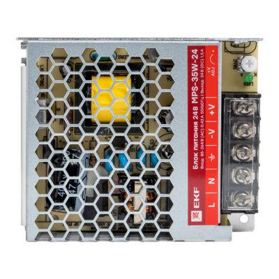 Блок питания 24В MPS-35W-24 EKF Proxima; mps-35w-24