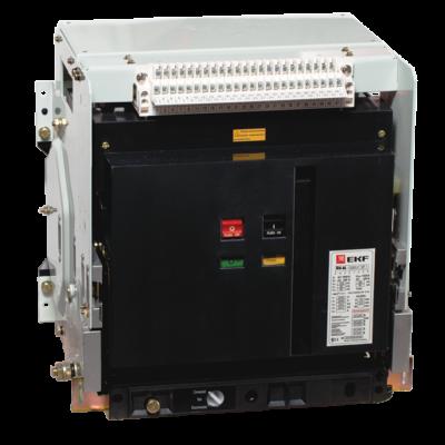 Выключатель нагрузки ВН-45 3200/2500А 3P выкатной EKF PROxima; nt45-3200-2500v