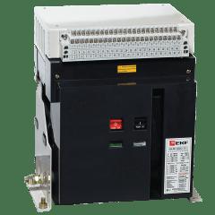 Выключатель нагрузки ВН-45 3200/3200А 3P стационарный с эл. приводом EKF PROxima