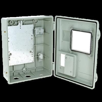Щит учетный пластиковый ЩУ-П IP54 EKF PROxima; pb-y-54