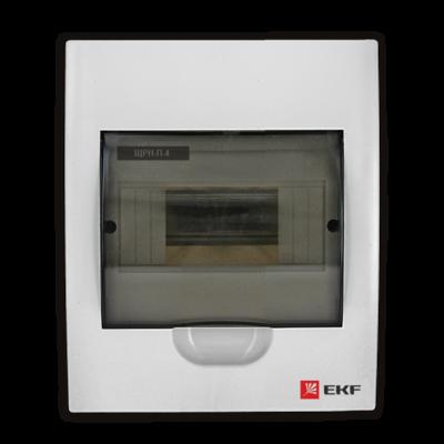 Щит распред. навесной ЩРН-П- 4 IP41 EKF PROxima; pb40-n-4