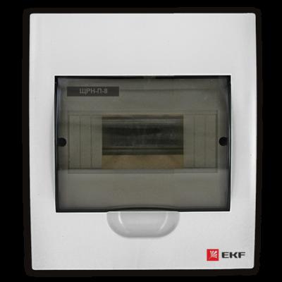 Щит распред. навесной ЩРН-П- 8 IP41 EKF PROxima; pb40-n-8