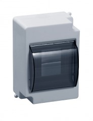 Бокс КМПН 1/4 с дверцей инд. штрих-код EKF PROxima