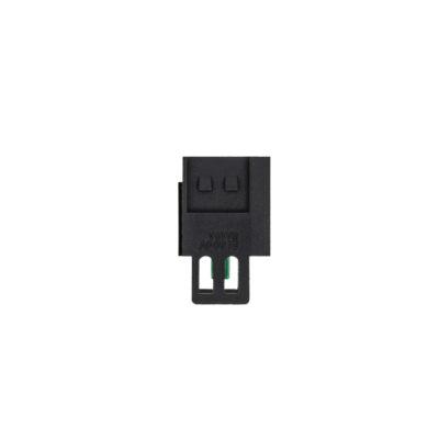 Контакт дополнительный для светосигнальной арматуры NO черный EKF PROxima; pbn-02-b