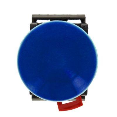 Кнопка AEA-22 синяя NO+NC Грибок EKF PROxima; pbn-aea-b