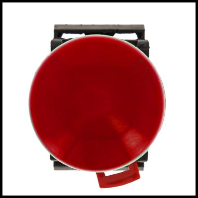 Кнопка AEA-22 красная NO+NC Грибок EKF PROxima; pbn-aea-r