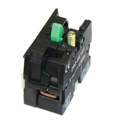 Контакт дополнительный XB-2 NO зеленый EKF PROxima; pbn-xb-2-no