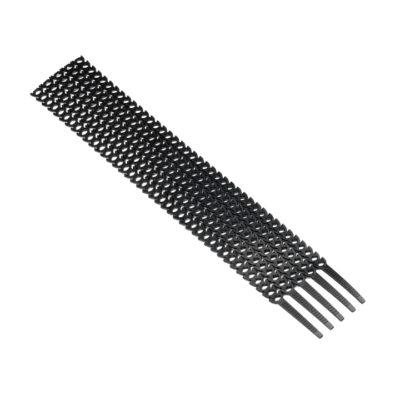 Хомут гибкий (20 шт.) черный FlexSTRAP EKF; plc-fs-br