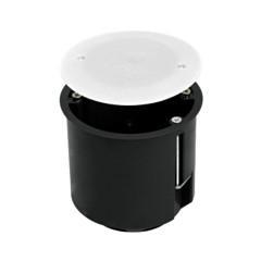 Коробка универсальная установочная КМП-020-028 углубленная с металлическими лапками и крышкой (80х70) EKF PROxima