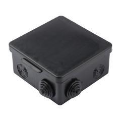 Коробка распаячная КМР-030-014 с крышкой  (100х100х50)