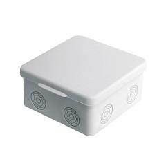 Коробка распаячная КМР-030-035 пылевлагозащищенная без мембранных вводов (80х80х50) EKF PROxima