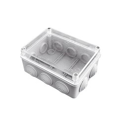 Коробка распаячная КМР-050-042пк пылевлагозащищенная