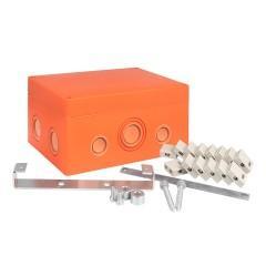 Коробка распаячная огнестойкая (176х126х74) 14 кк/0