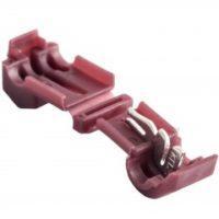 Ответвитель прокалывающий  ОВ-T 1  0.25-1.0 мм2 красный (50шт) EKF PROxima