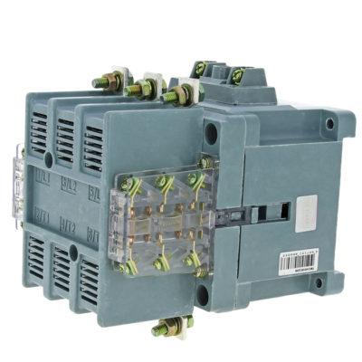 Пускатель электромагнитный ПМ12-400100 400В 2NC+4NO EKF Basic