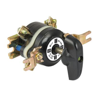 Пакетный  переключатель (реверс) ПП 3-100/Р М3 исп.1 EKF PROxima; pp-3-100-1r