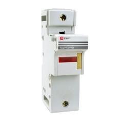 Предохранитель-разъединитель для ПВЦ 14x51 1P (с индикацией) EKF PROxima