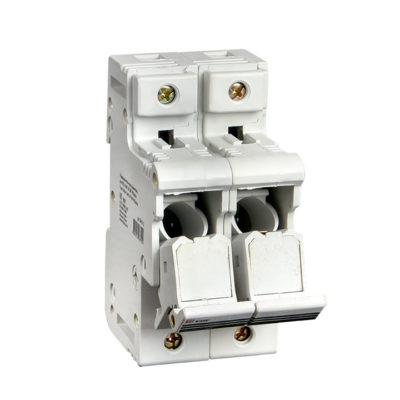 Предохранитель-разъединитель для ПВЦ 14x51 2P (с индикацией) EKF PROxima; pr-14-51-2