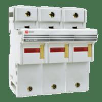 Предохранитель-разъединитель для ПВЦ 14x51 3P (с индикацией) EKF PROxima