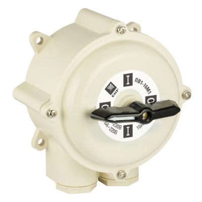 Пакетный выключатель ПВ 2-40 М1 пл. IP56 EKF PROxima; pv-2-40-4