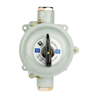 Пакетный выключатель ПВ 2-40 М1 сил. IP56 EKF PROxima; pv-2-40-5