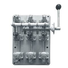Разъединитель РПБ-6 630А правый привод без ППН EKF PROxima